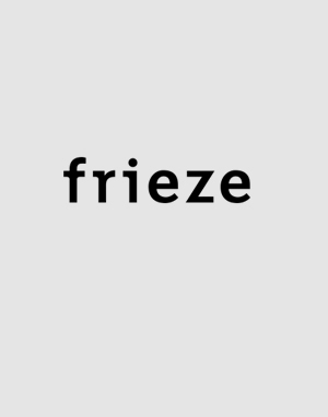 Revue de presse : Artist Frieze Award 2018